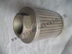 WU-60�~180J泵前吸油滤芯